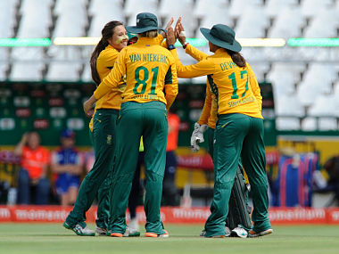 File Photo of South African Women's Cricket team. GettyImages