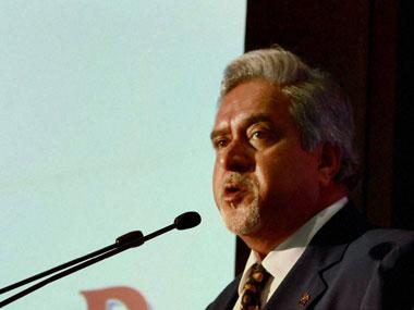 Vijay Mallya. PTI
