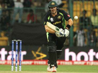Shane Watson also suffered due to an incompetent team management that didn't know what to do with him. Solaris Images