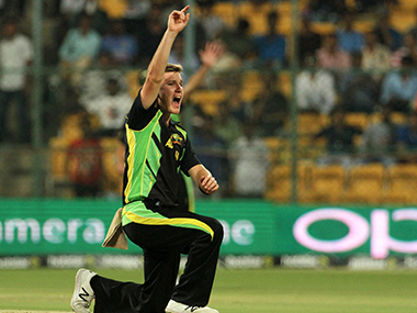 File photo of Adam Zampa. Solaris Images