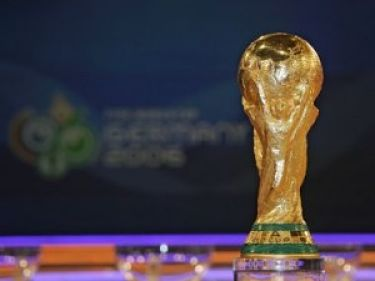 2006 World Cup was held in Germany. AFP