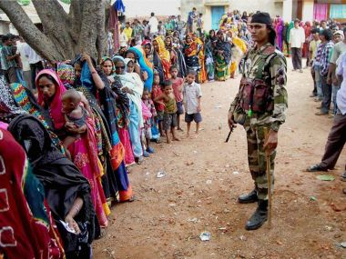Assam witnessed over 70% voter turnout in final phase of Assembly elections. PTI