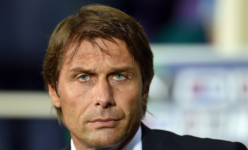 Conte served a four-month suspension in 2012.