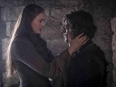 Still from Game of Thrones' season six. Screen grab from YouTube
