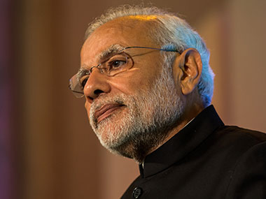 File photo of Prime Minister Narendra Modi. Getty Images