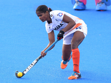 File photo of Indian women's hockey player Sunita Lakra. Getty Images