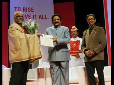 Veteran journalist TN Ninan awarded the RedInk Lifetime Achievement Award