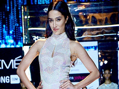 Shraddha Kapoor. Image by IBNlive