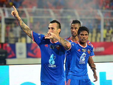 File photo of FC Goa. AFP