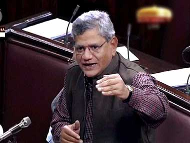 Modi govt not serious about solving drought problem:  Sitaram Yechury