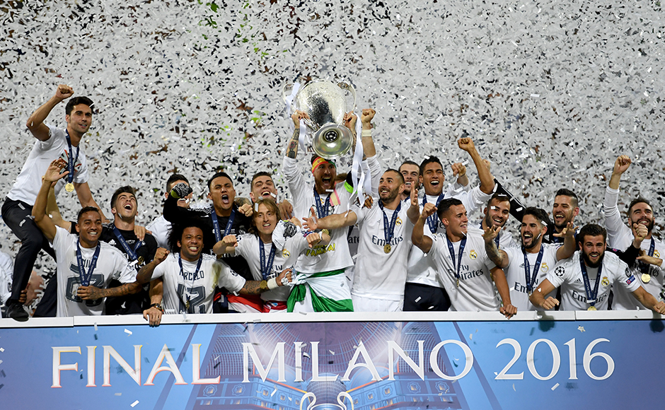 La und cima d j vu for atl tico as real madrid crowned - Ka international madrid ...