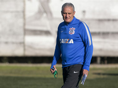 Adenor Leonardo Bacchi has been appointed the new Brazil coach. AFP