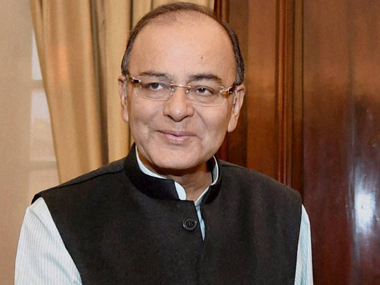 A file photo of Arun Jaitley