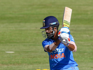 KL Rahul hammered an unbeaten 63 off 70 balls in the final ODI against Zimbabwe. AFP