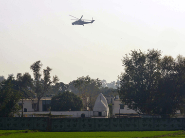 File image of Pathankot airbase. AFP