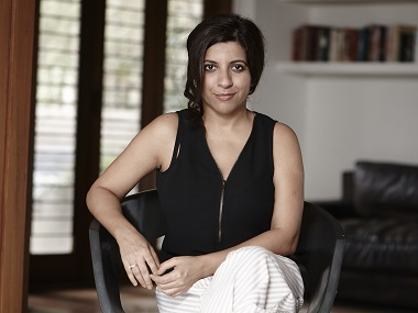 A Conversation With :  Bollywood filmmaker Zoya Akhtar, director of films such as Luck By Chance, Zindagi Na Milegi Dobara