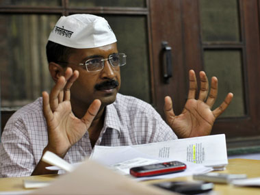 File image of Arvind Kejriwal. Reuters