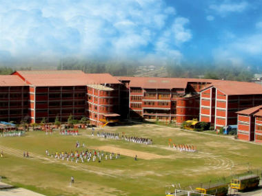 Delhi public School, Srinagar. Picture courtesy: dpssrinagar.com
