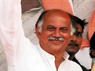 File photo of Gurudas Kamat. News18