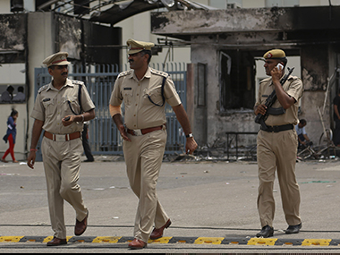 File image of Haryana police. Reuters