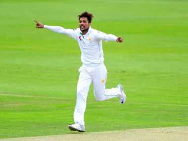 Mohammad Amir's good performance in the practice match against Somerset could be a morale booster for Pakistan. AP