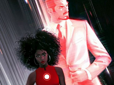 Introducing Riri Williams. Image courtesy: Marvel/Twitter