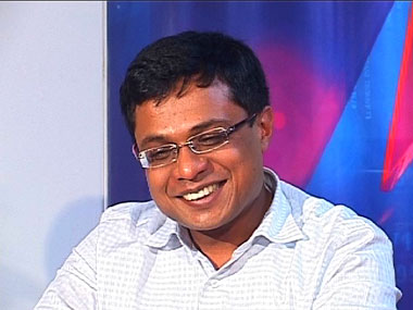 A file photo of Sachin Bansal. CNN News18