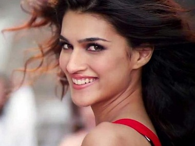 Kriti Sanon. Image from IBNlive