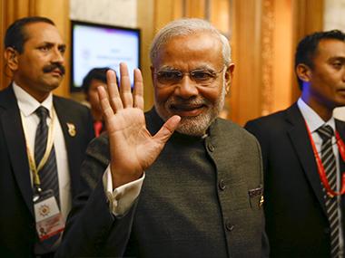 A file photo of Narendra Modi. Reuters
