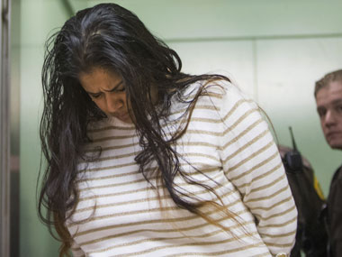 A file photo of Purvi Patel. AFP