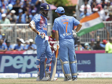 India would look to level the series and end the US tour on a high. AP