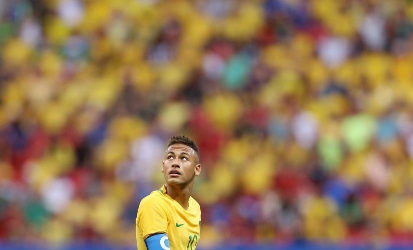 Neymar Jr. Getty