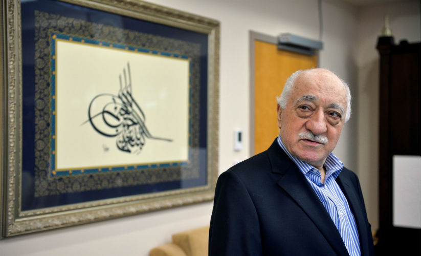 US-based Islamic scholar Fetullah Gülen. Reuters