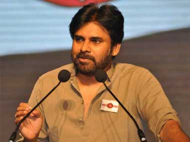 A file photo of Pawan Kalyan. Photo credit: Facebook