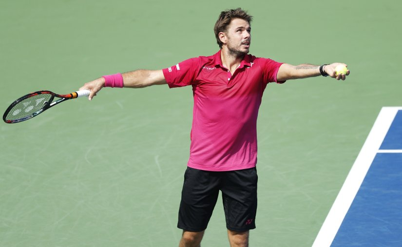 Stan Wawrinka, seeded third, is a contender at Flushing Meadows due to his history of winning big matches at crunch moments. Getty