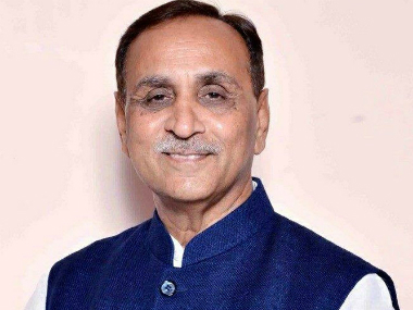 Vijay Rupani, will be appointed as the 16th chief minister of Gujarat. Facebook