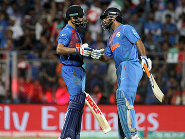 The last time India played West Indies was in the World T20 semifinal. Solaris Images