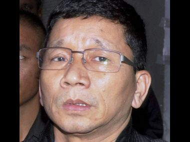 New Delhi: File Photo - Former Arunachal Pradesh chief minister and Congress rebel Kalikho Pul,47, was found dead at his residence on Tuesday. He allegedly hanged himself. PTI Photo  (PTI8_9_2016_000021B) *** Local Caption ***