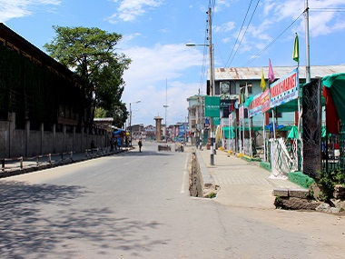 Kashmir Valley now faces night curfew as  Mehbooba govt continues to lose grip on situation