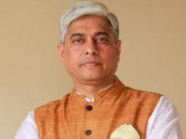 A file photo of Vikas Swarup. Photo credit: Twitter @MEAIndia