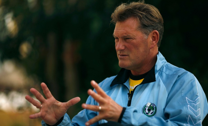 Glenn Hoddle. Image Courtesy: Reuters.