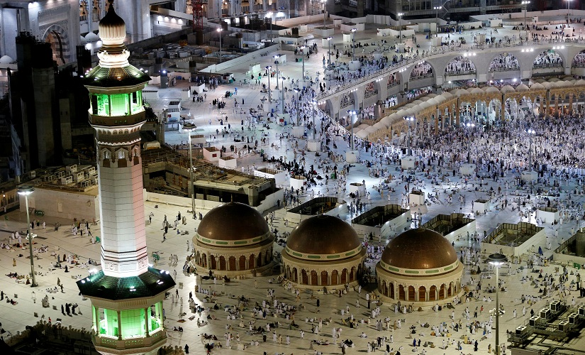 Saudi launches Farsi-language hajj TV amid dispute with Iran