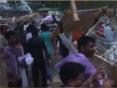 Watch: Came to see Rahul Gandhi, crowd left with 2,000 khats in UP's Deoria