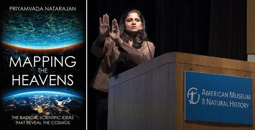 Mapping The Heavens; Dr Priyamvada Natarajan