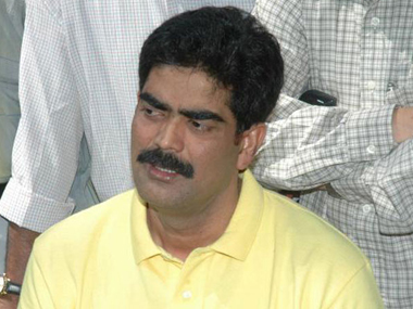 File image of former  RJD MP Mohammad Shahabuddin. News18