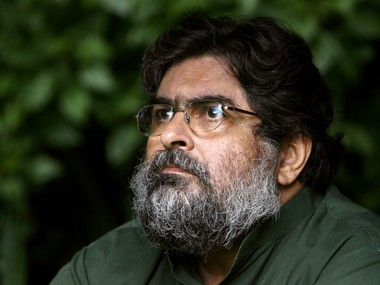 Valmik Thapar, tiger conservationist and naturalist. Reuters