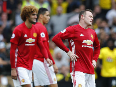 Manchester United suffered their third consecutive loss of the season, as well as their first loss to Watford in 30 years. Reuters