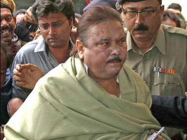 File image of Madan Mitra. PTI