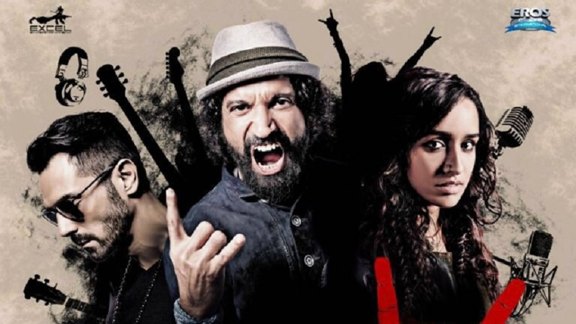 Poster of 'Rock On 2'