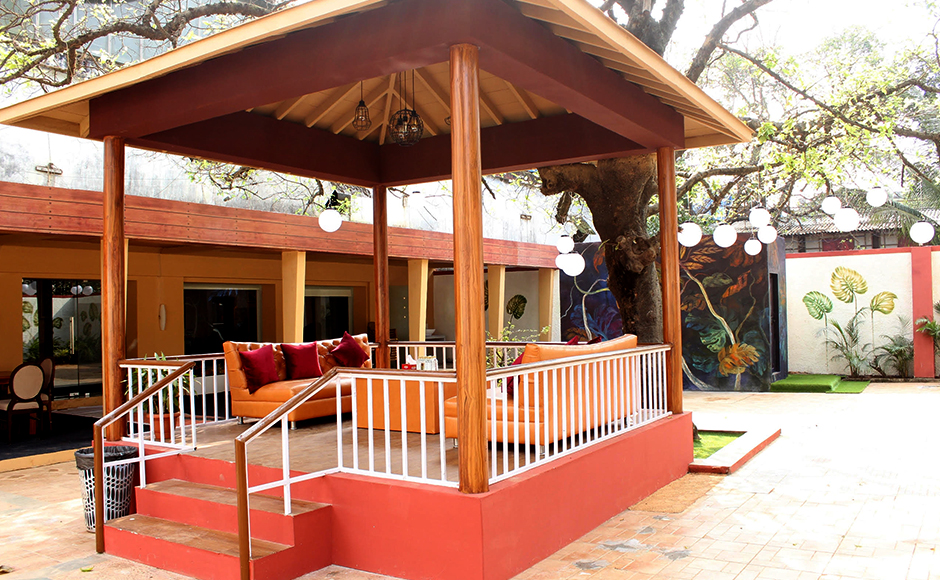 Salman Khan is all set to host season 10 of the reality television show Bigg Boss. By the looks of his expansive an tastefully designed chalet, it won't be an awful experience for the celebrity off set. Firstpost/Seema Sinha